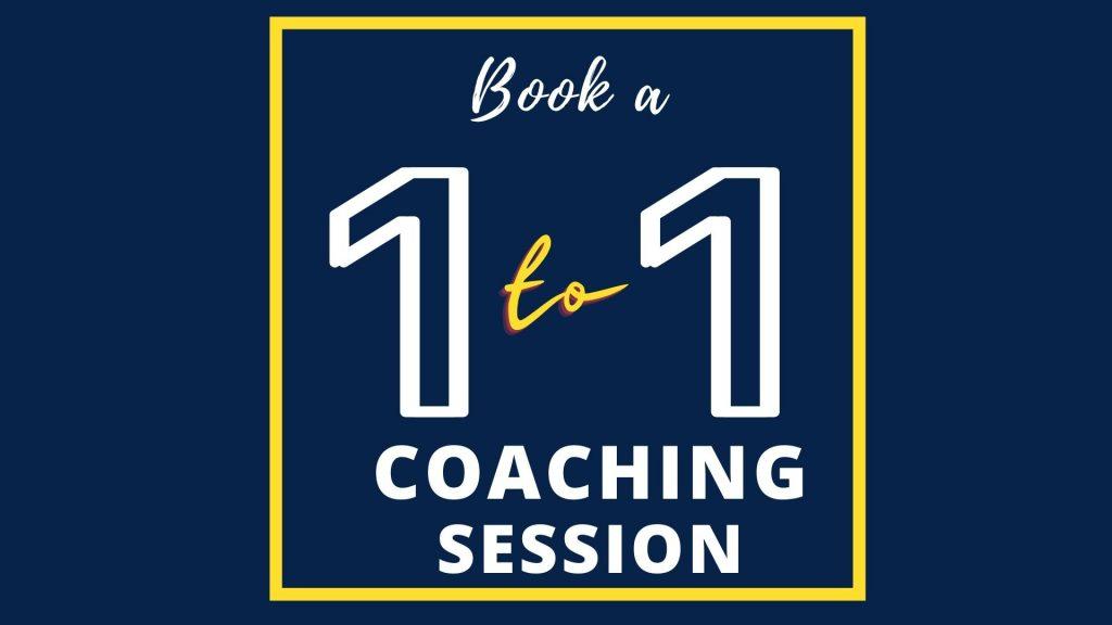1-2-1 Social media/website coaching